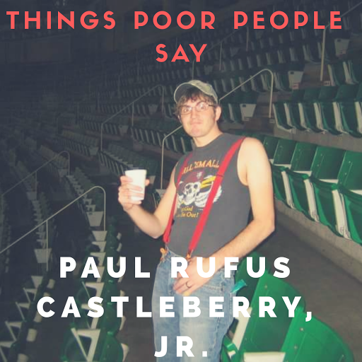 Paul Rufus Castleberry Podcast Cover